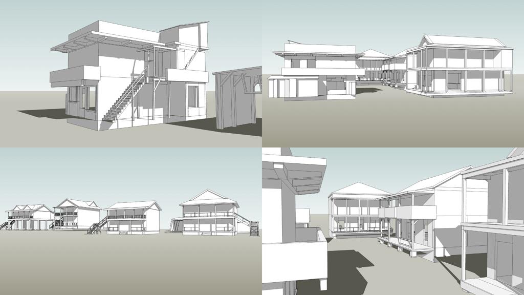 CSGO: de_stmarcs sketchup models