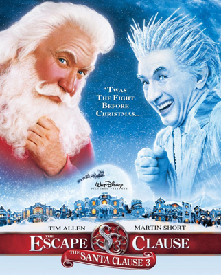 THE SANTA CLAUSE 3
