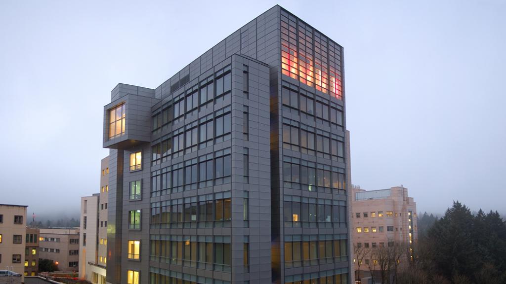 Oregon Health Science University Lab Building