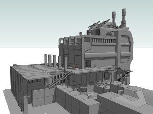 EVOLVE fusion plant