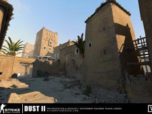 CS:GO de_dust2